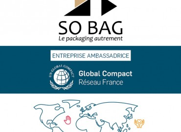 SO BAG Ambassadeur du Global Compact France